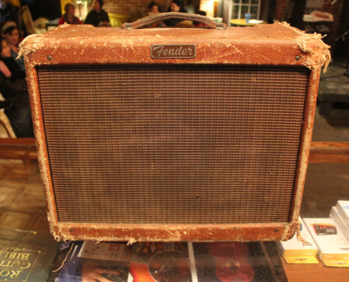 1955 Fender Tremolux Tweed Amp