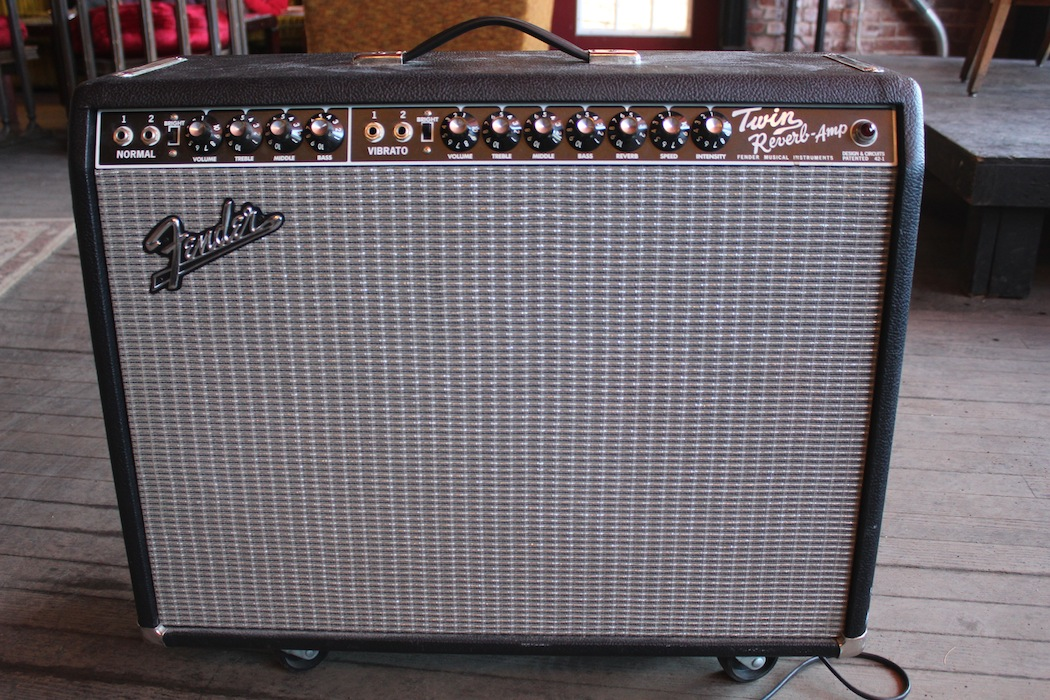 Fender 65 Reissue Twin Reverb Root Note Music