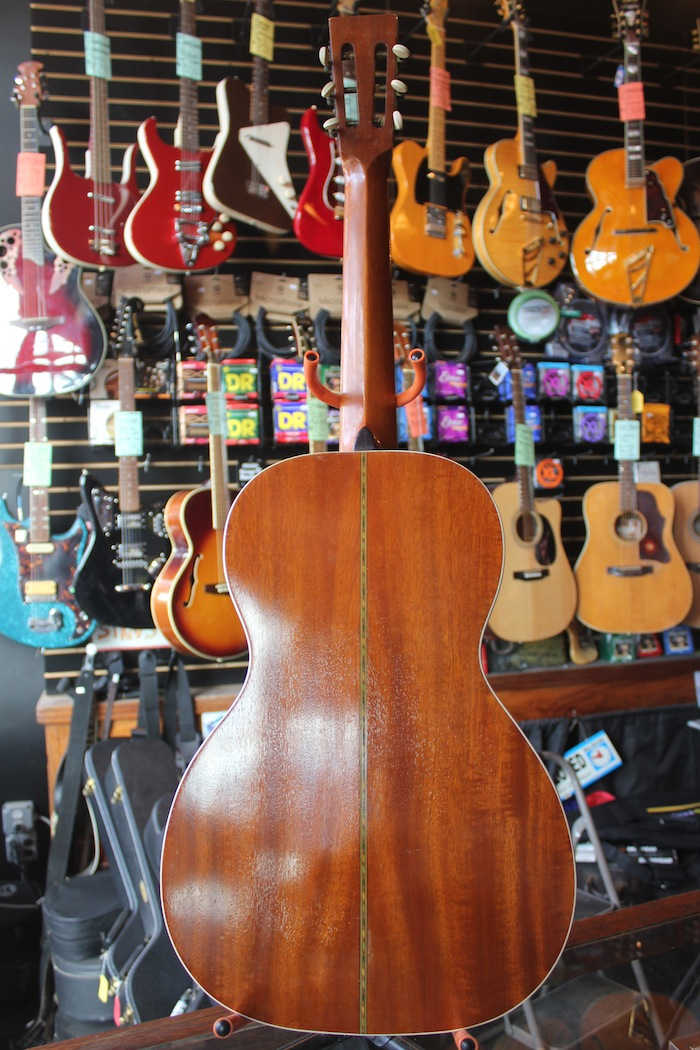 Gibson Guitars For Sale >> Vintage Parlor Acoustic Guitar (Lyon & Healy) – Root Note ...