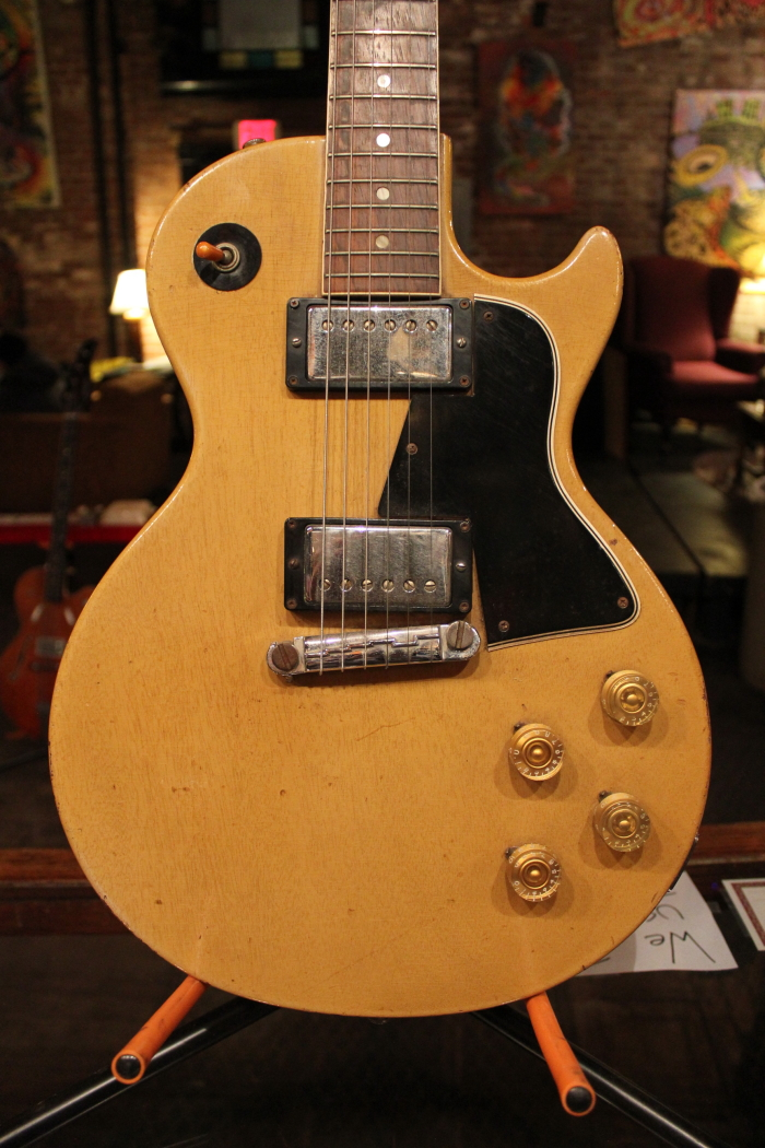 1956 Gibson Les Paul Special In Tv Yellow Root Note Music